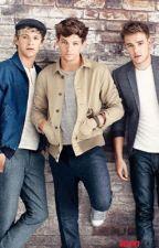 Matcha Latte // One Direction Imagine by kryptoniteeeeeee