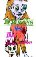 """Jejemons vs. the bekizombies  """"THE ZOMBIE APOCALYPSE"""" by matthew_luke"""