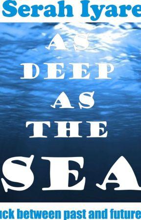 as deep as