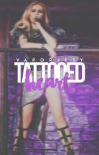 Tattooed Heart    zayn malik + perrie edwards by vaporjesy