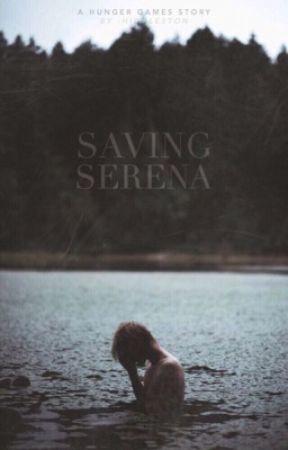saving serena , finnick odair by -hiddleston