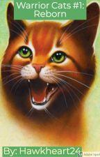 Warrior Cats: Firestar Reborn by Hawkheart24