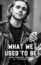 What We Used To Be   Luke Hemmings fanfic by Suckingshawn