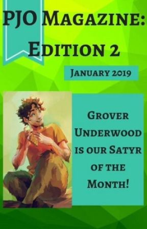 Pjo Magazine Edition 2 January 2019 Article 2 Why We