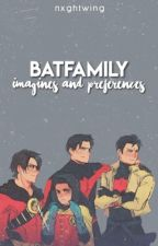 batboy imagines & preferences by nxghtwing