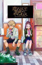 Midnight City (A Bakugo x Uraraka story) by Himawari_Kawayama