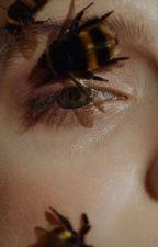 The Honey-Bees by evacreates