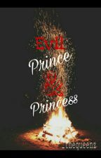Evil Prince&Princess by _thequeenz
