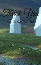 Ice Age: Thank You (DiegoxFemSaber!Reader OneShot) by SilenceShadowWolf