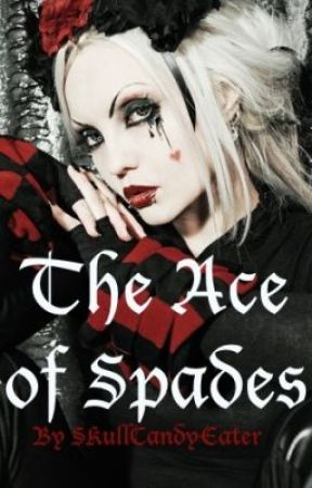The Ace of Spades by skullcandyeater