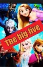 Ask and Dare The Big Five! by ElsaTheQueenOfIce
