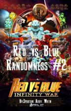 Red vs Blue Randomness #2 by Spartan_Abby_Wren