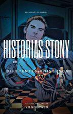 Historias Stony  by Yondu7490