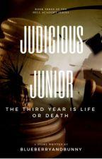 Hell Academy: Judicious Junior by BlueberryANDBunny