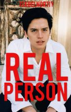 Real Person | Cole Sprouse by isabelnortiy