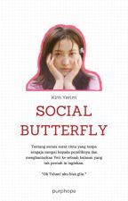 Social Butterfly by purphope