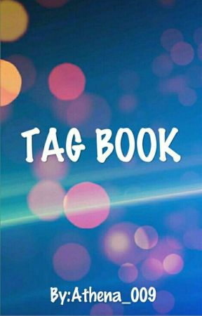 TAG BOOK by Athena_009