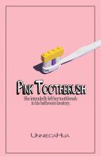 Pink Toothbrush by HulingKatipunera