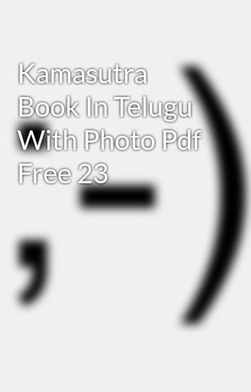 Kamasutra Book In Telugu With Pictures Pdf