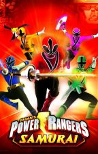 Ryan's adventures of Power Rangers Samurai. by gregoryschoff
