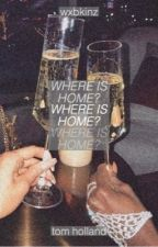 Where Is Home? ✦ T. Holland by wxbkinz