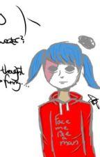 Sally Face x Larry Oneshots by Shut_Up_Kaeden