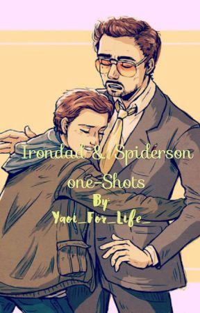 Irondad & Spiderson One-Shots (paused) by Gay_Is_Da_Wae_