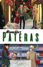 Monachós Patéras [chanbaek°texting] by ulzzchan