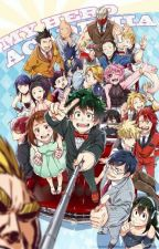 Class 1-A Reacts to the Fandom by MarChan122