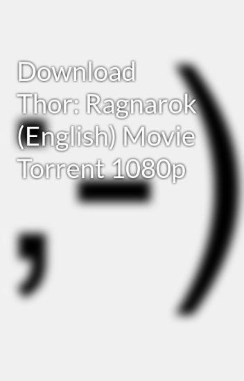 thor ragnarok torrent yify