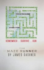 Her Arrival (The Maze Runner/Newt Fan Fiction) by queenofthescrewups
