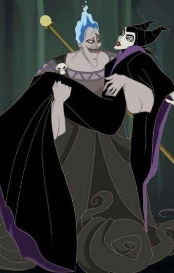 Hades × Maleficent, a descendants based fan-fiction