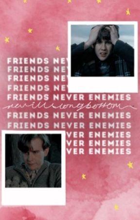 friends, never ememies ; NEVILLE LONGBOTTOM by -strangerthinqs