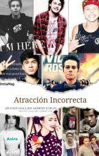 Atracción Incorrecta (1D & 5SOS) by YamiMaza