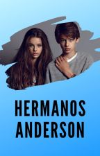Hermanos Anderson by BlackOhs