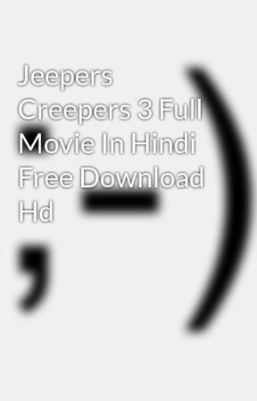 Jeepers Creepers 3 Full Movie In Hindi Free Download Hd