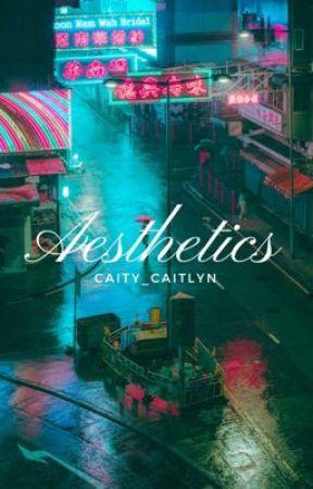 Aesthetics  by caity_caitlyn
