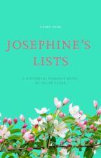 Josephine's Lists by TeliseClaar