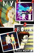 My Art Book by Tiz0519