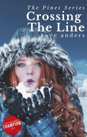 Crossing the Line by KayeAnders