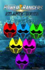 Power Rangers Atlantic Surge by UltitheNerdGirl