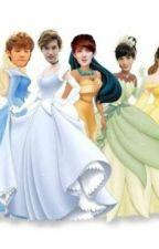 13 -1 dancing princesses by kookiebugarjam