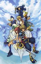 Kingdom Hearts 2: The hearts journey by owencali