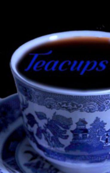 Teacups by AeliusBlythe