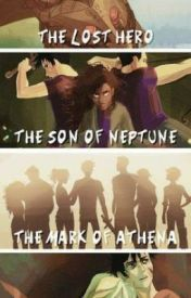 The Blood Of Olympus by lara3461