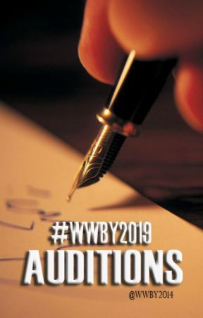 #WWBY2019 AUDITIONS by WWBY2014