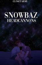 Snowbaz Headcannons by believerblood