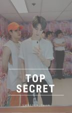 Top Secret ▶ MARKSON by sweeter_than