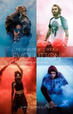 Evolution - The Oasis Project Book 3 by EllaNigh