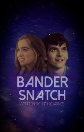 Bandersnatch  ⇝  Stefan Butler by bitchybarnes